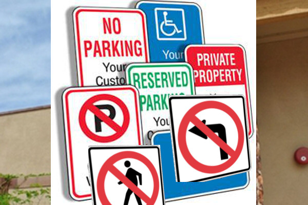 Install and Repair Traffic Control Signs - Event Coordination