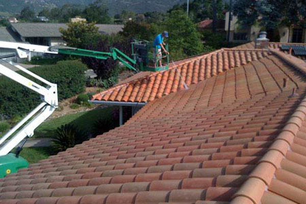 Clean Roofs